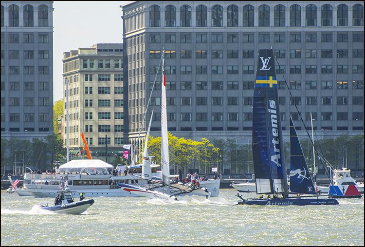 【star8拍攝】美洲杯帆船赛(America's Cup)_图1-11