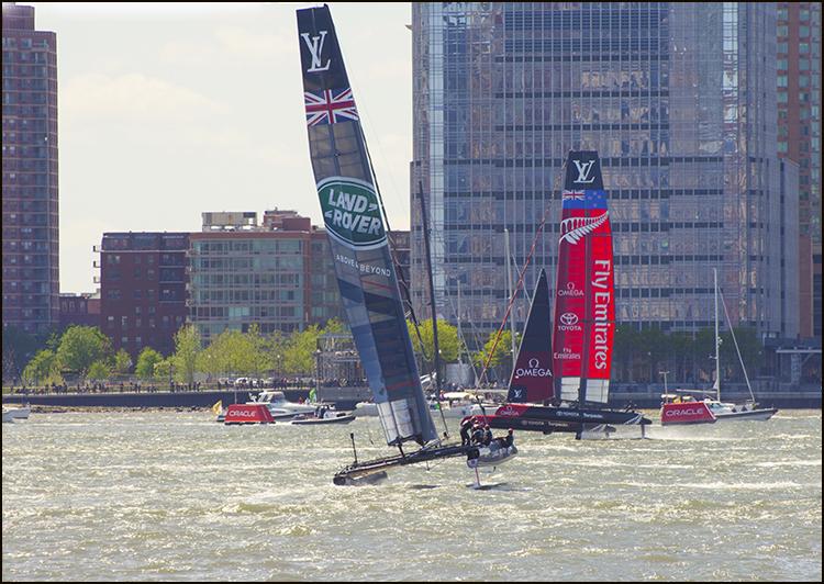 【star8拍攝】美洲杯帆船赛(America's Cup)_图1-18