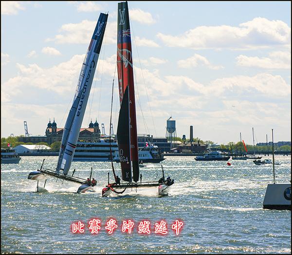 【star8拍攝】美洲杯帆船赛(America's Cup)_图1-8