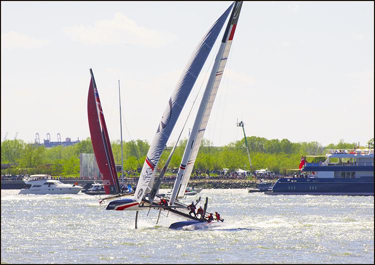 【star8拍攝】美洲杯帆船赛(America's Cup)_图1-7