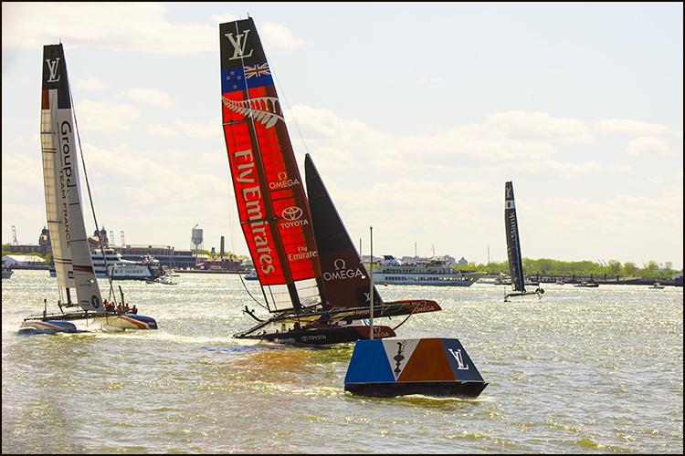 【star8拍攝】美洲杯帆船赛(America's Cup)_图1-17