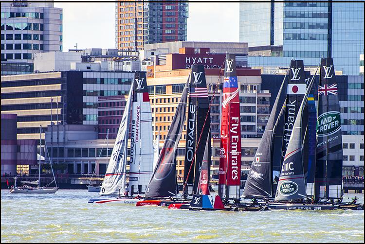 【star8拍攝】美洲杯帆船赛(America's Cup)_图1-20