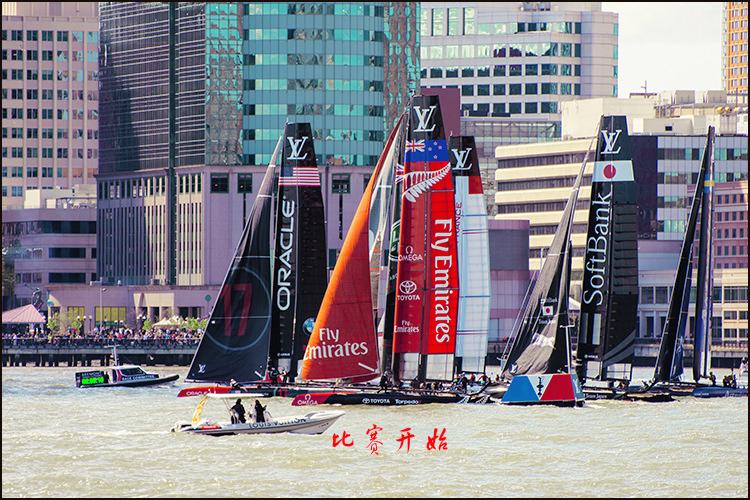 【star8拍攝】美洲杯帆船赛(America's Cup)_图1-3