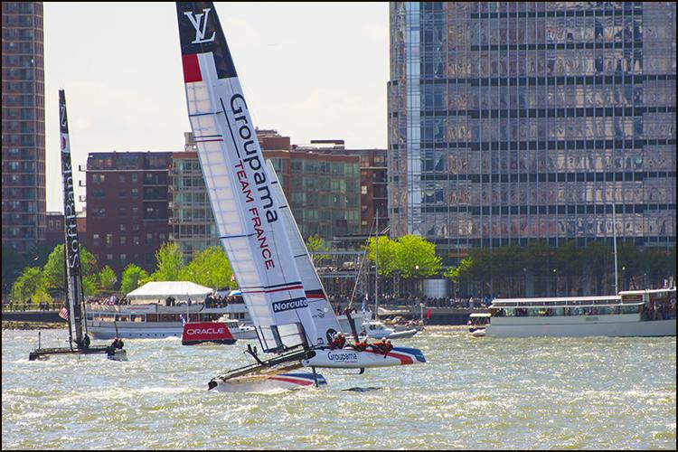 【star8拍攝】美洲杯帆船赛(America's Cup)_图1-5