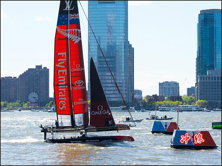 【star8拍攝】美洲杯帆船赛(America's Cup)_图1-4