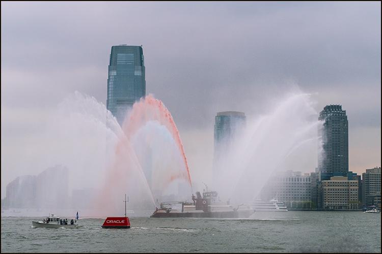 【star8拍攝】美洲杯帆船赛(America's Cup)_图1-2