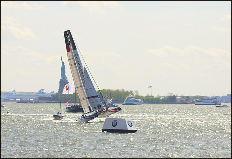 【star8拍攝】美洲杯帆船赛(America's Cup)_图1-6