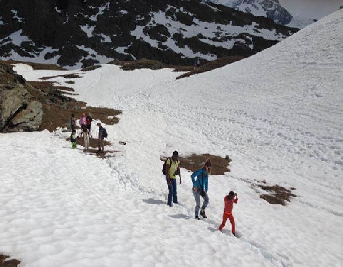 2015游记(4)环游瑞士 - 马特洪峰与冰川列车_图1-26