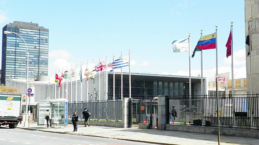 联合国会址在纽约_图1-2