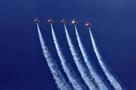 美国空军航空表演