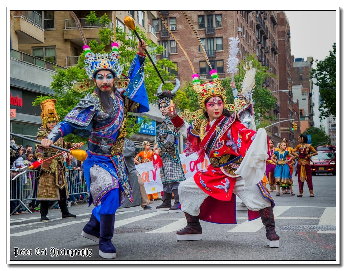 纽约舞蹈节.Dance Parade_图1-1