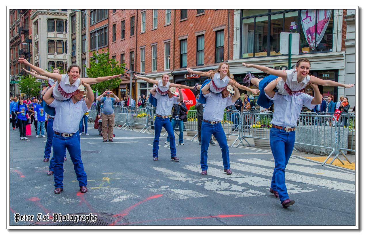 纽约舞蹈节.Dance Parade_图1-3