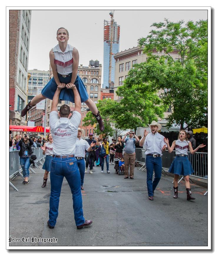 纽约舞蹈节.Dance Parade_图1-4