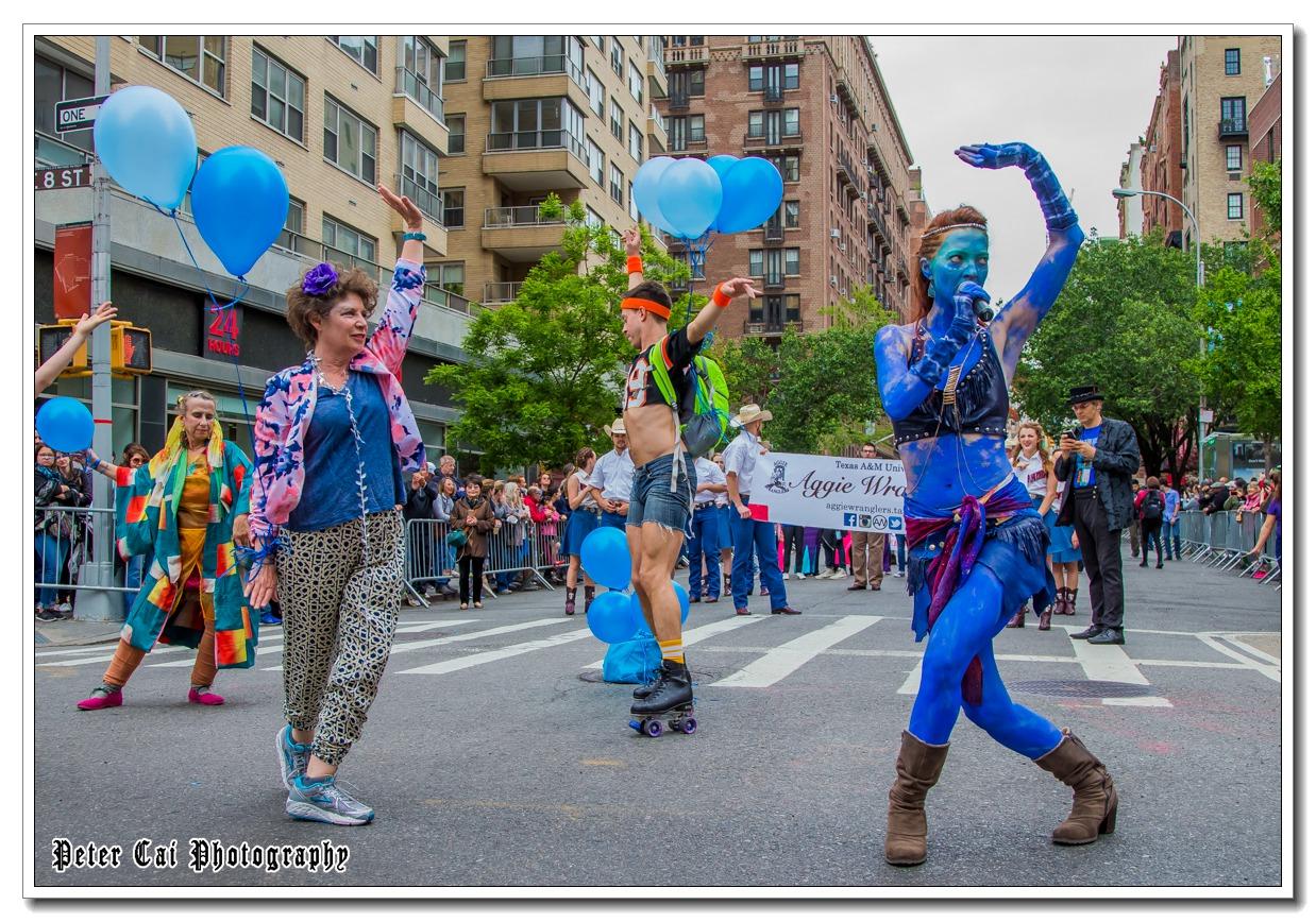 纽约舞蹈节.Dance Parade_图1-5