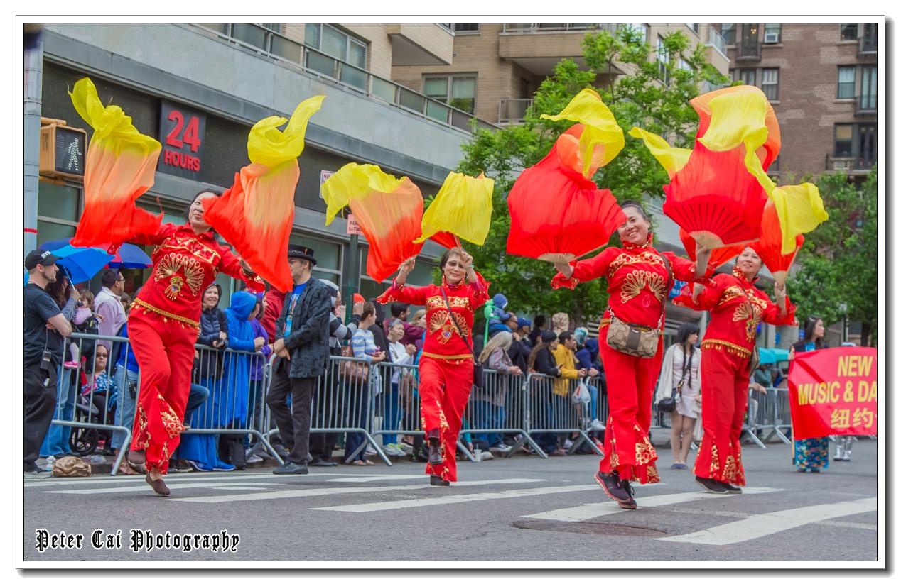 纽约舞蹈节.Dance Parade_图1-16
