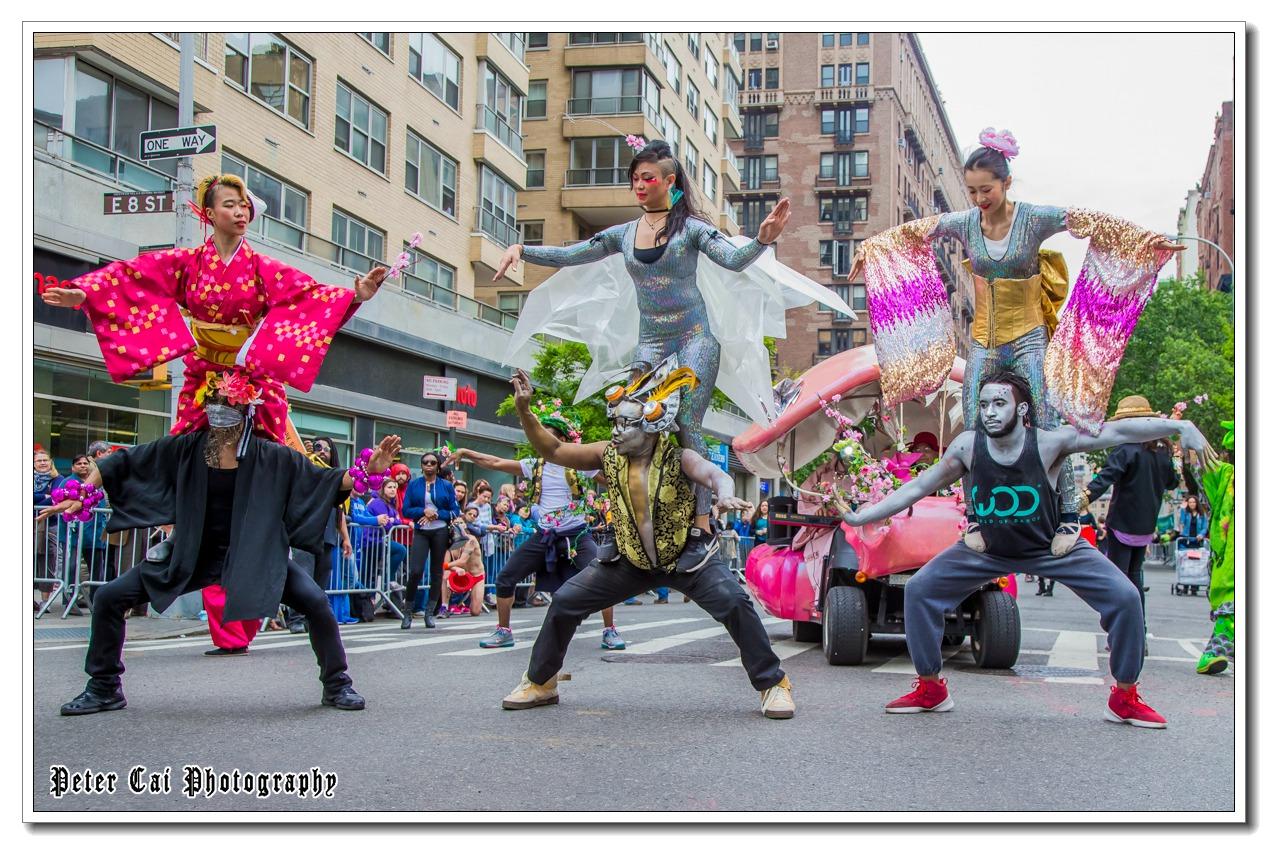 纽约舞蹈节.Dance Parade_图1-25