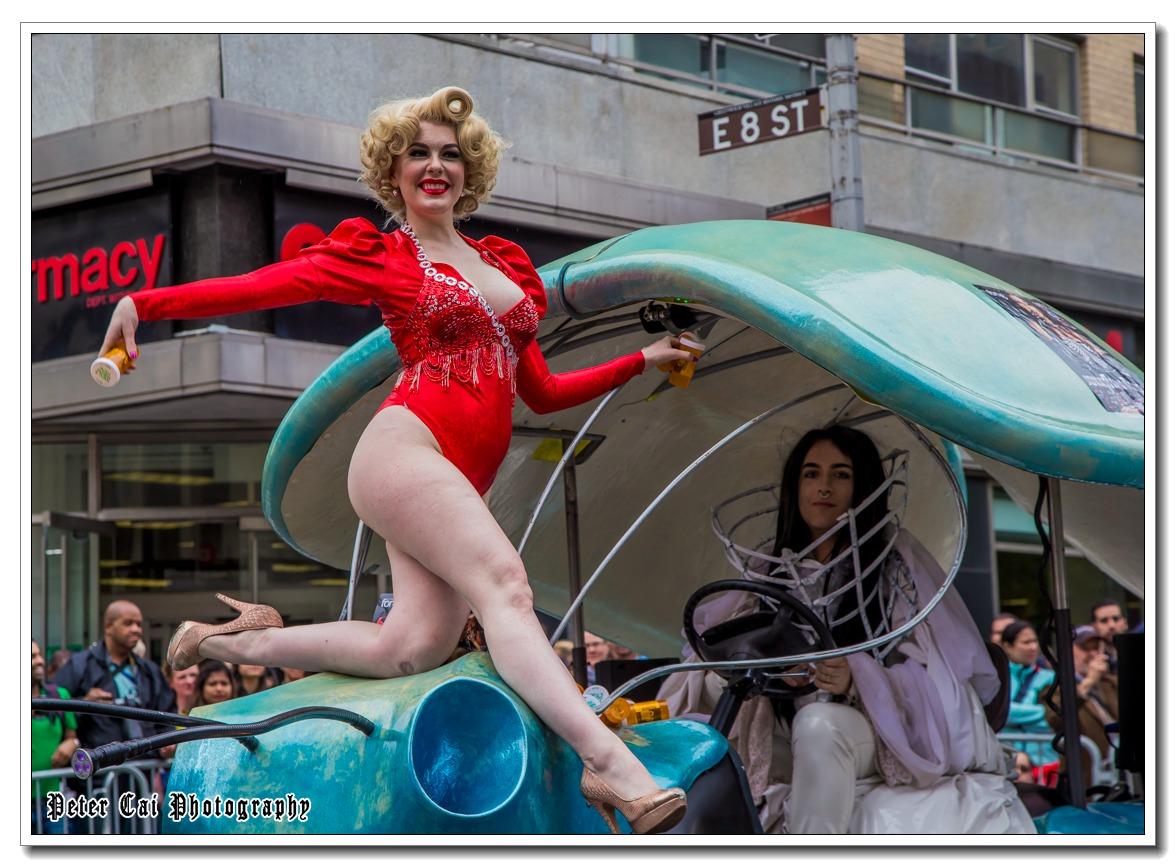 纽约舞蹈节.Dance Parade_图1-27