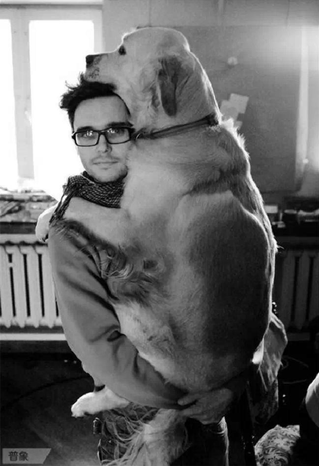 这么大的狗,你绝对没见过!_图1-17