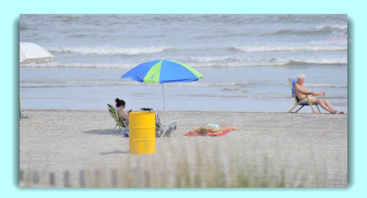 【原创】海边的人们(摄影)_图1-7