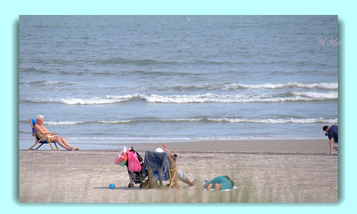 【原创】海边的人们(摄影)_图1-8