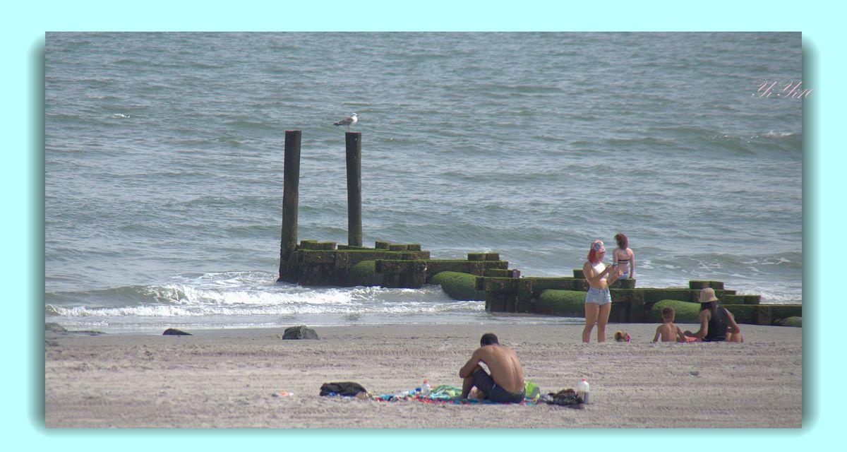 【原创】海边的人们(摄影)_图1-9