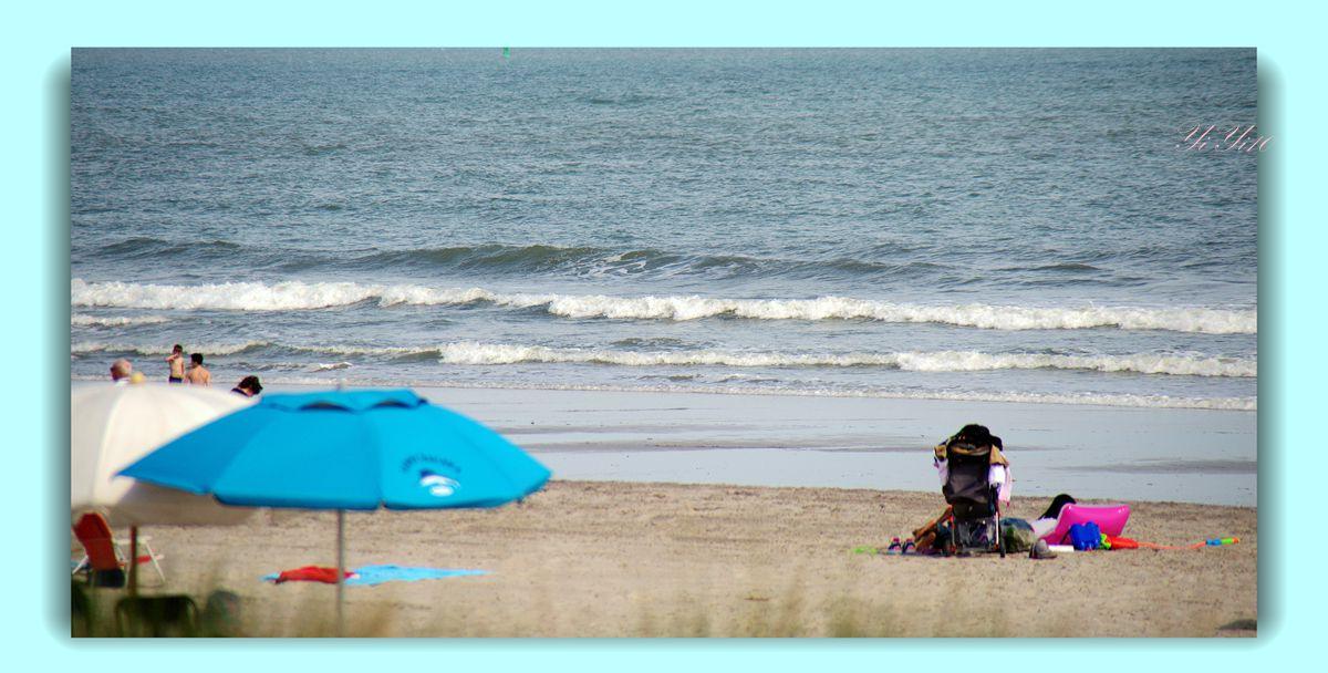 【原创】海边的人们(摄影)_图1-12