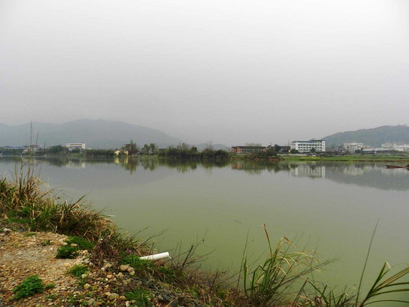 【汉良子】承载乡愁的地方---福建顺昌来布村(美丽乡村之二十五) ..._图1-11