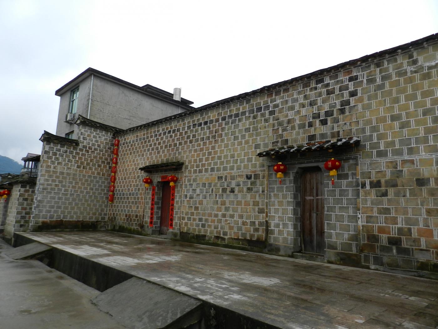 【汉良子】承载乡愁的地方--福建顺昌口前村(美丽乡村之二十六) ..._图1-12