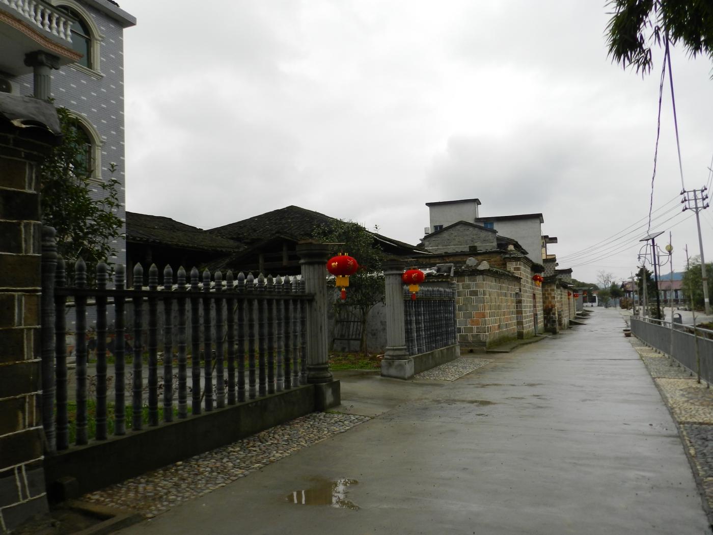 【汉良子】承载乡愁的地方--福建顺昌口前村(美丽乡村之二十六) ..._图1-17