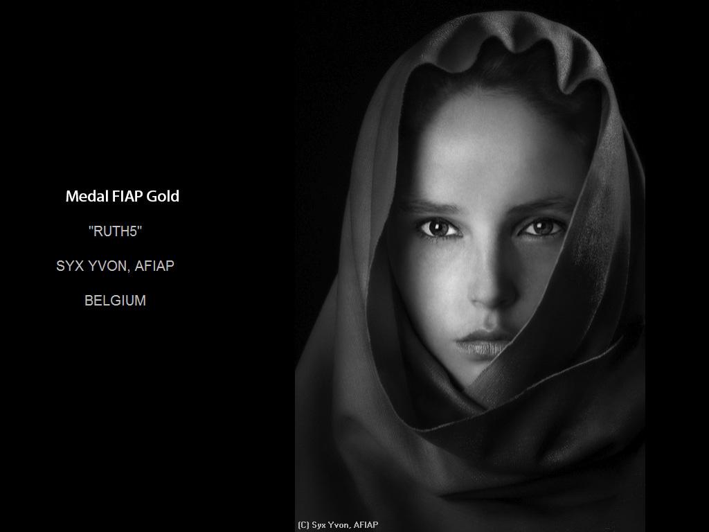 纽约摄影学会2015年国际沙龙比赛单色部分获奖作品_图1-2