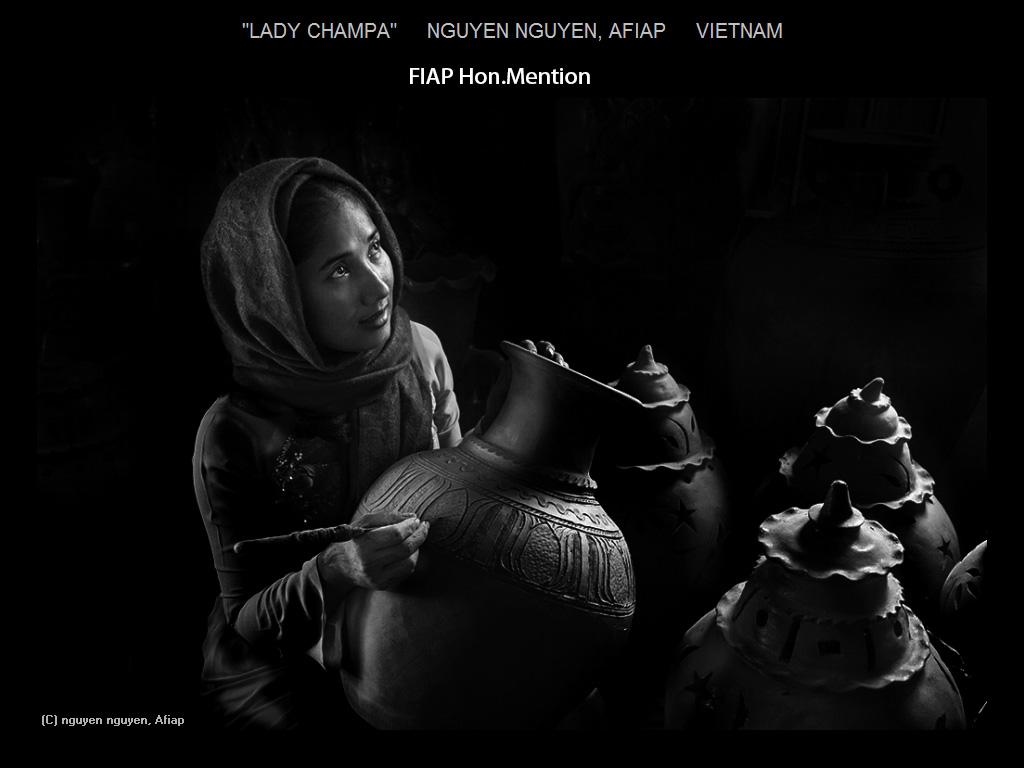纽约摄影学会2015年国际沙龙比赛单色部分获奖作品_图1-8