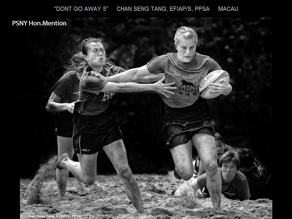 纽约摄影学会2015年国际沙龙比赛单色部分获奖作品_图1-14