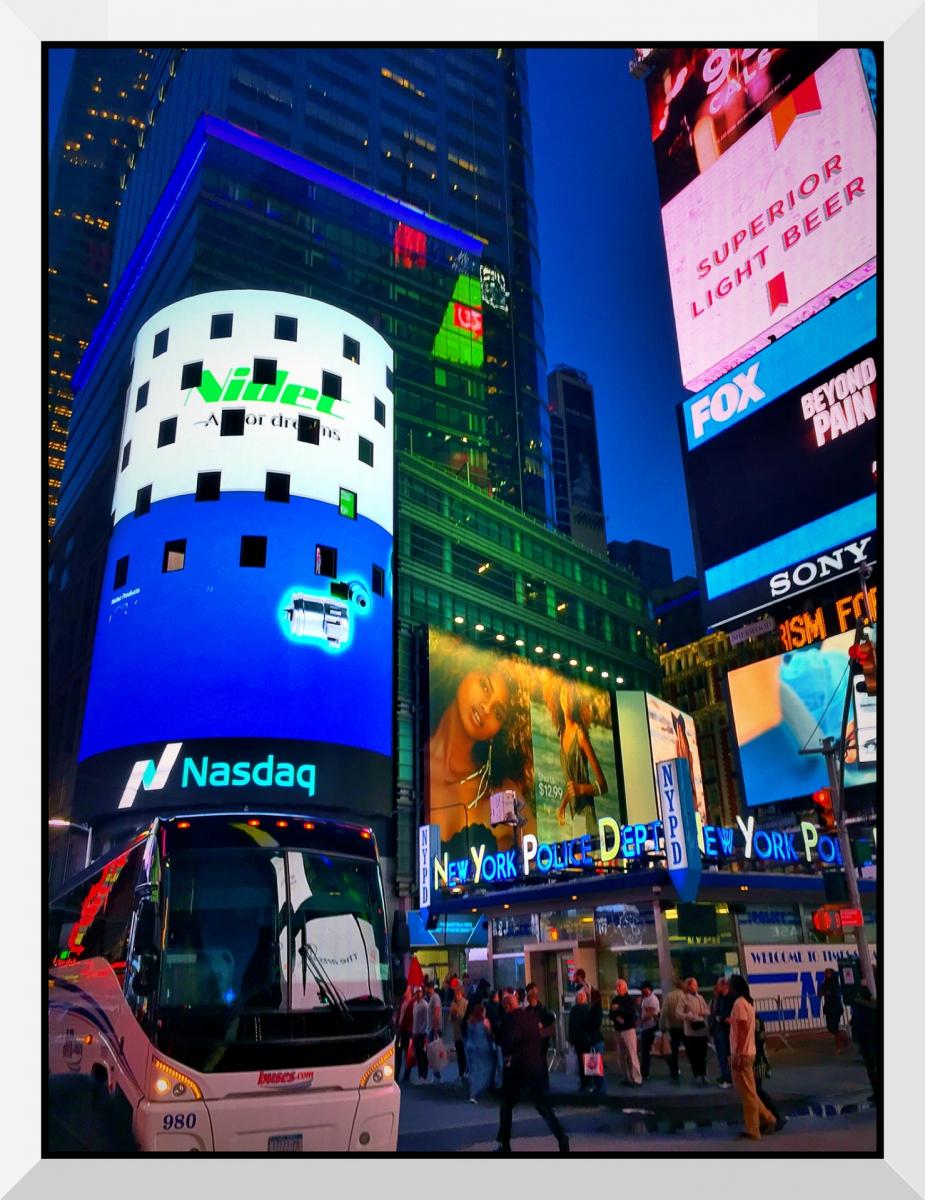 【盲流摄影】曼哈顿42街时报广场(手机扫街)_图1-17