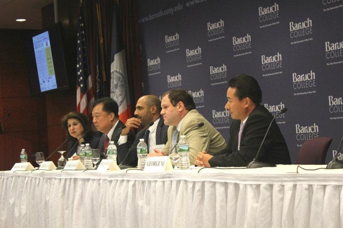 美国世纪集团总裁徐家鹏先生受邀出席纽约投资移民(EB-5)研讨会 ..._图1-3