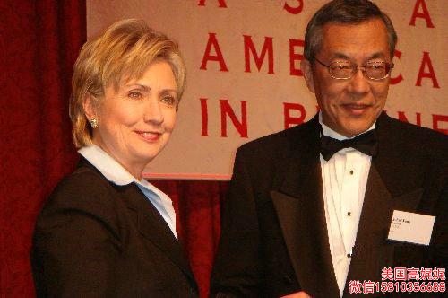 """美国""""50杰出亚裔企业家""""颁奖典礼 22位华裔获奖_图1-1"""