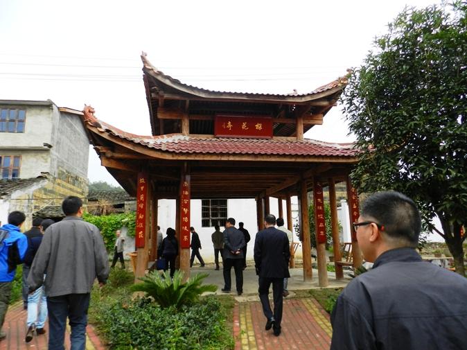 【汉良子】承载乡愁的地方--建阳溪源村(美丽乡村之二十八) ..._图1-12
