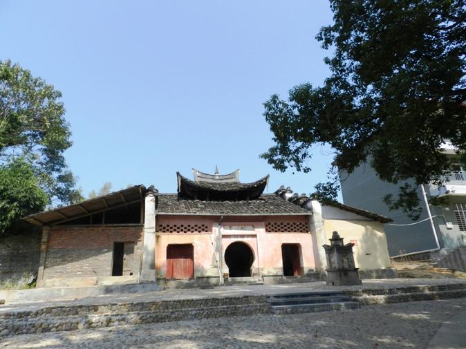 【汉良子】承载乡愁的地方---建阳考亭村(美丽乡村之二十九) ..._图1-16