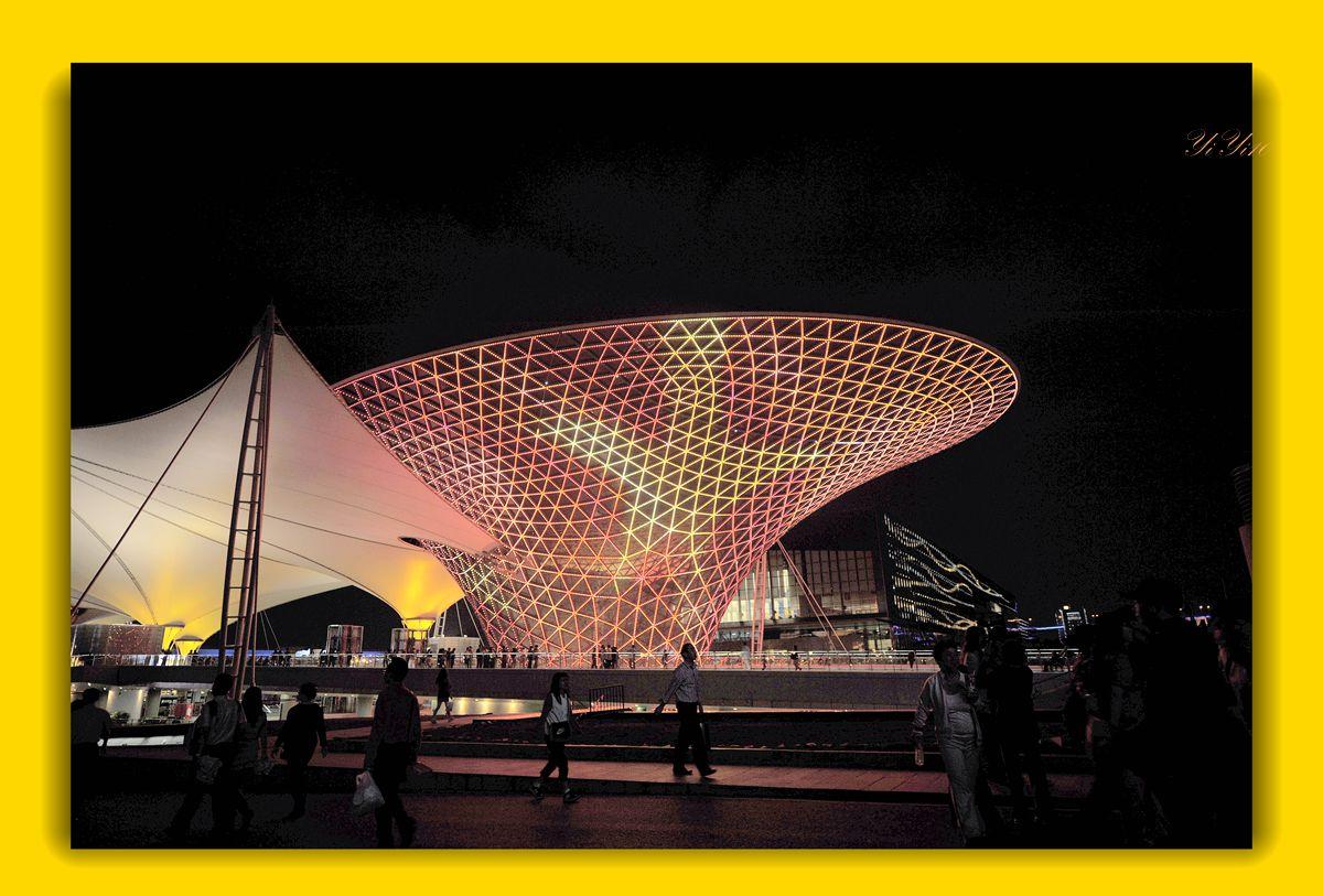 【原创】再现上海世博会世博轴(摄影)_图1-7