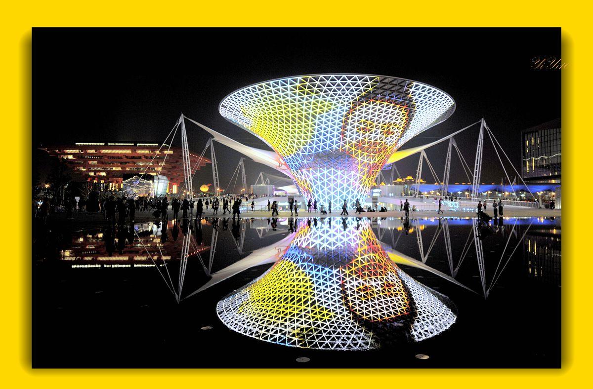 【原创】再现上海世博会世博轴(摄影)_图1-11