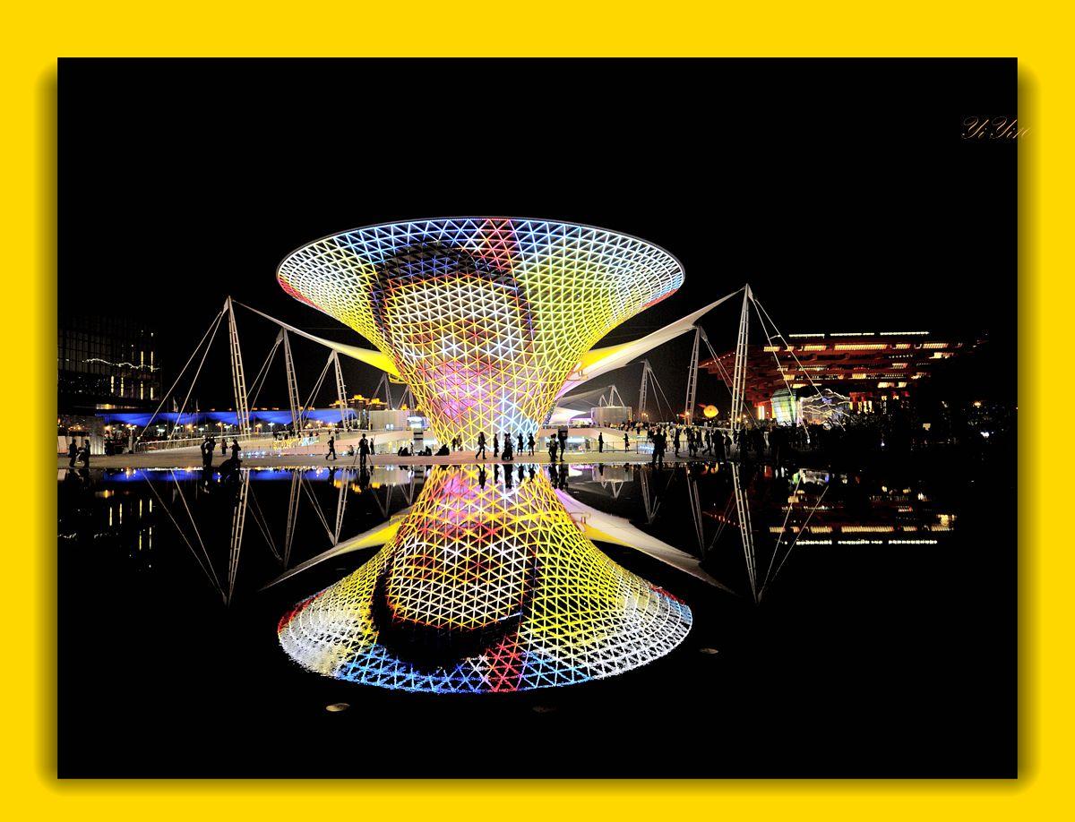【原创】再现上海世博会世博轴(摄影)_图1-6