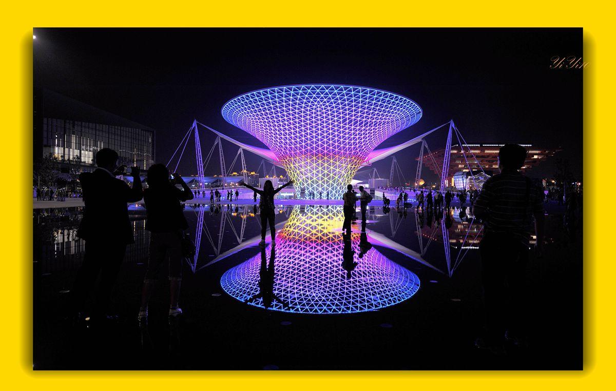 【原创】再现上海世博会世博轴(摄影)_图1-8