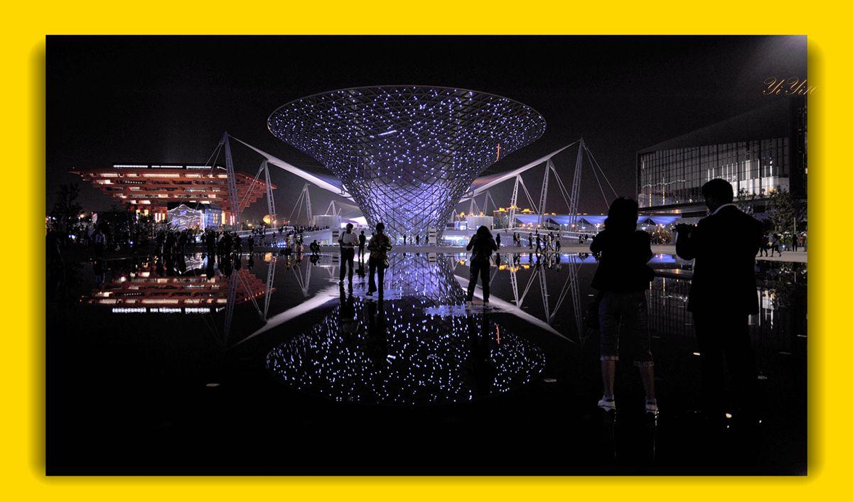 【原创】再现上海世博会世博轴(摄影)_图1-9