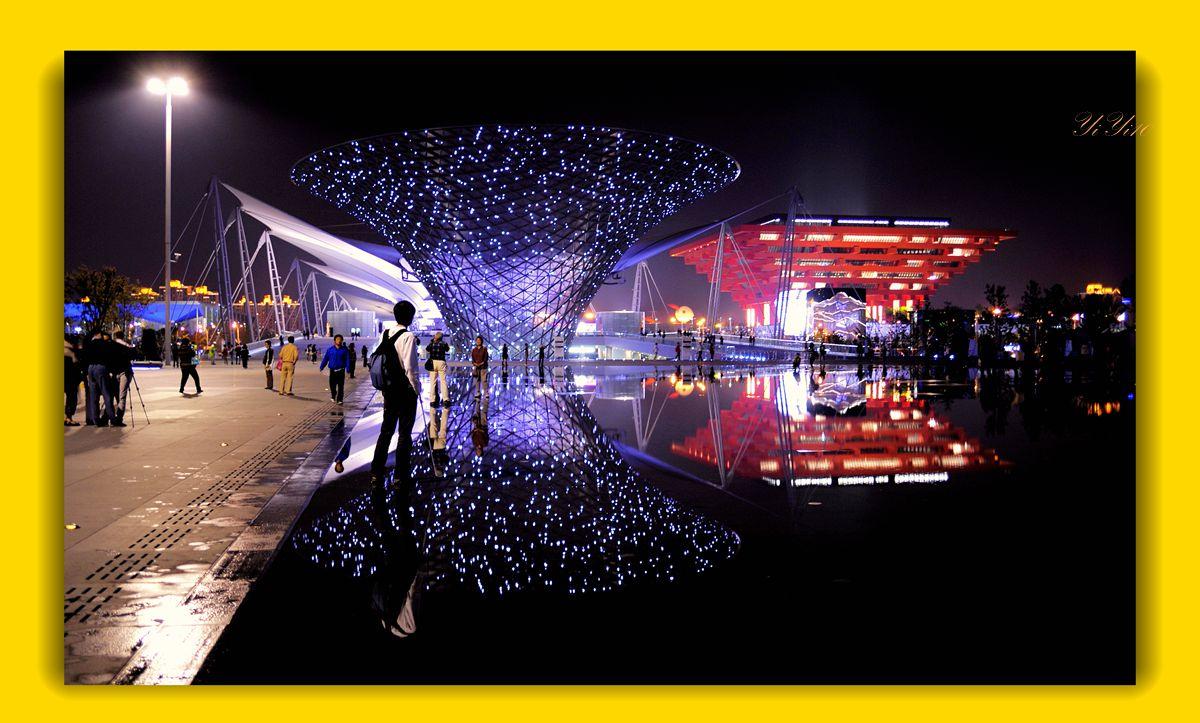 【原创】再现上海世博会世博轴(摄影)_图1-4