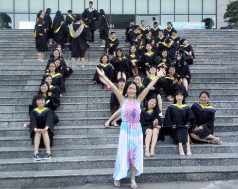 高娓娓:重庆新闻学院大讲堂的分享交流会_图1-12