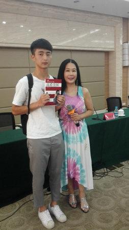 高娓娓:重庆新闻学院大讲堂的分享交流会_图1-11