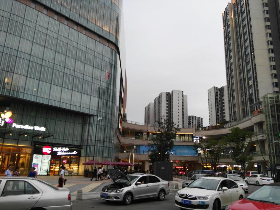 【福莱沃東方原創】成都購物天堂好去處——天街_图1-6