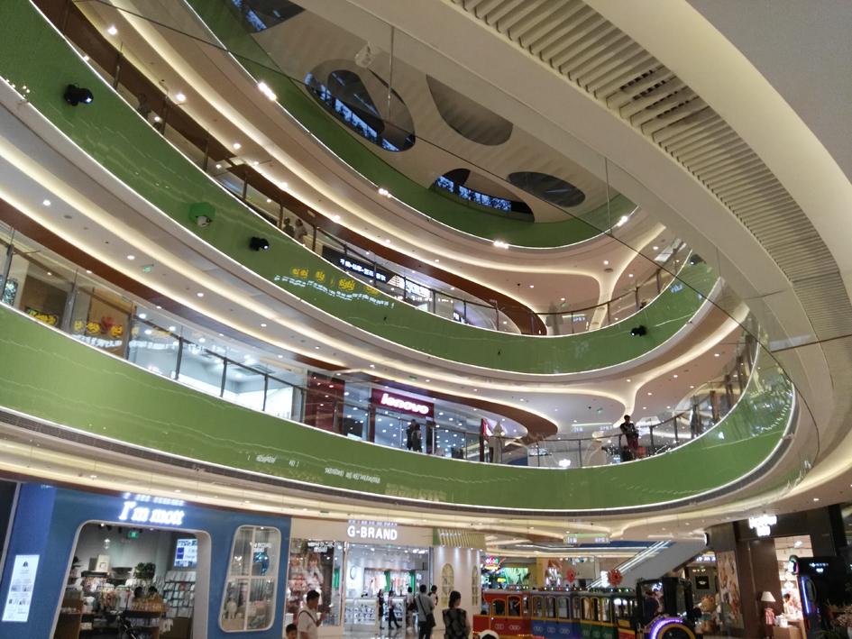 【福莱沃東方原創】成都購物天堂好去處——天街_图1-7