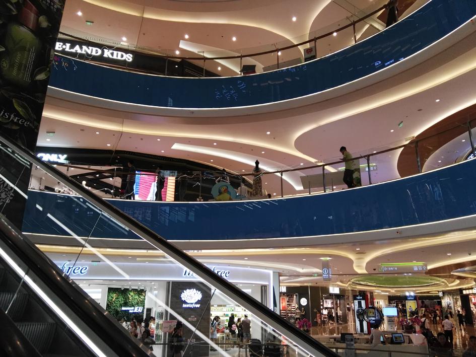 【福莱沃東方原創】成都購物天堂好去處——天街_图1-8