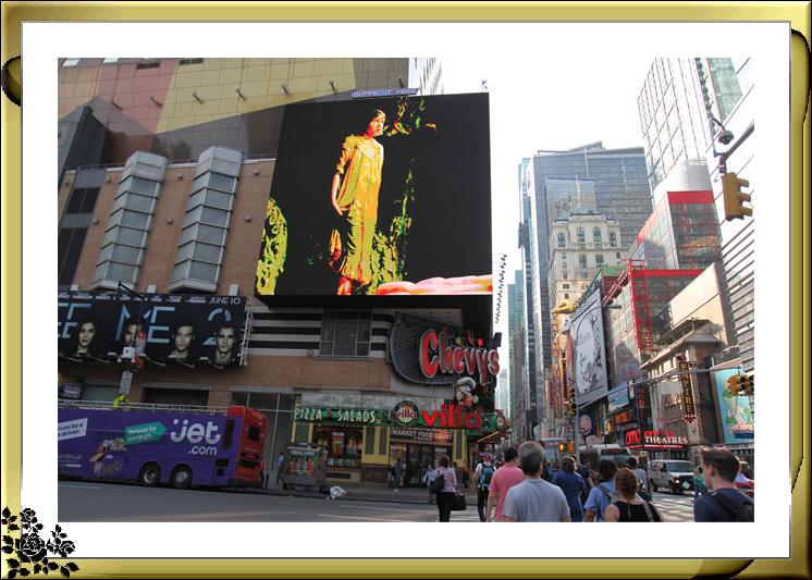 时代广场街拍