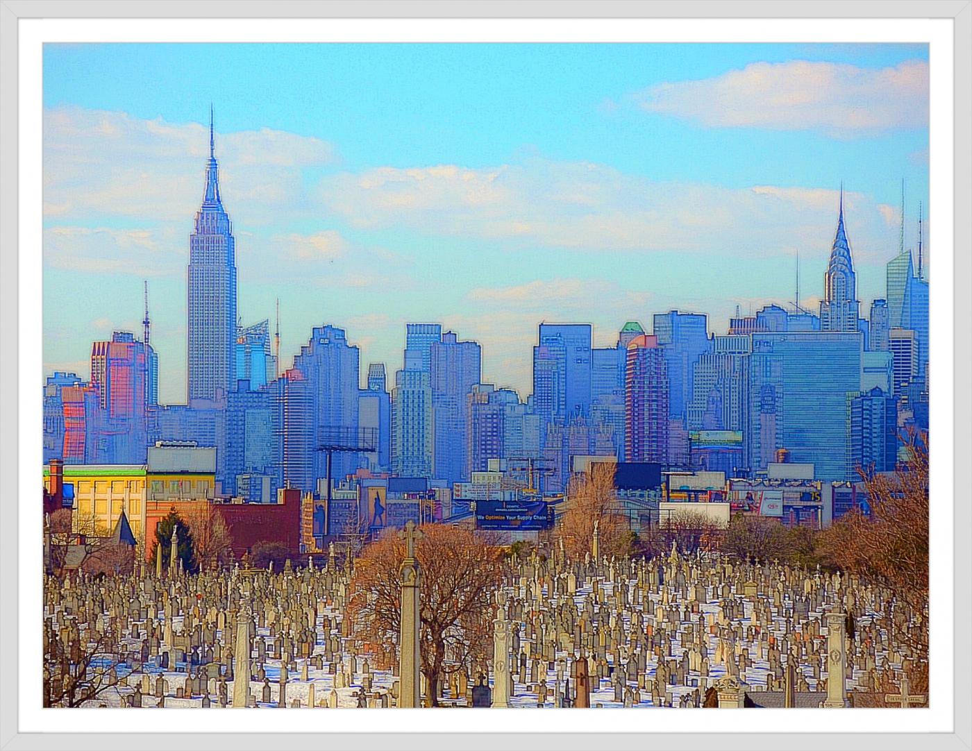 【盲流摄影】纽约手机扫街-1(海量图片)_图1-8